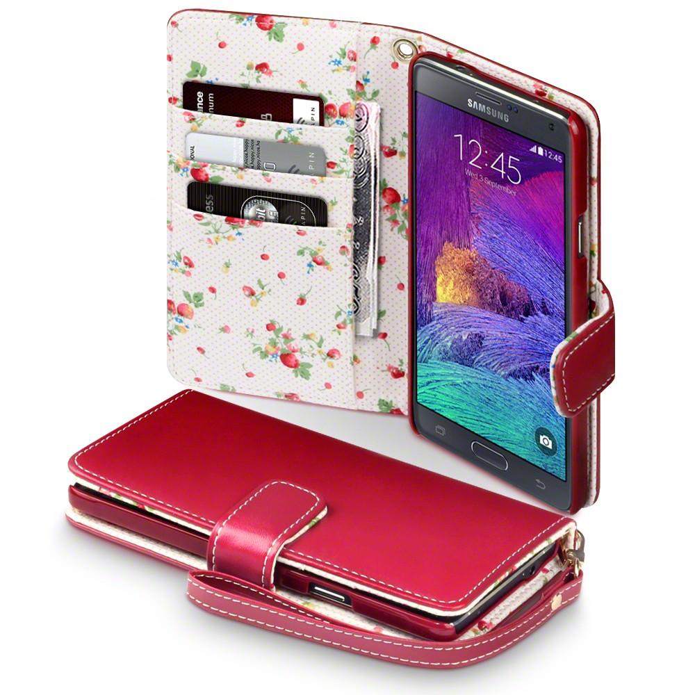 Θήκη Samsung Galaxy Note 4 - Πορτοφόλι by Terrapin (117-002-739) μόδα