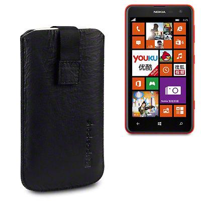 Δερμάτινη Θήκη Nokia Lumia 625 by Shocksock (009-028-015-625) θήκες κινητών