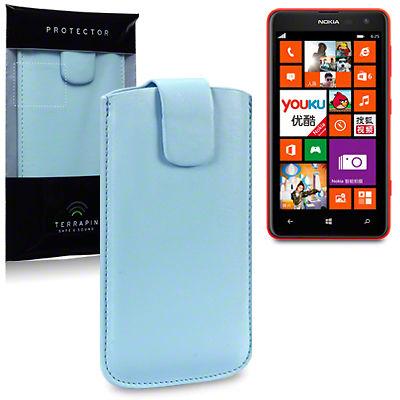Δερμάτινη Θήκη Nokia Lumia 625 by Shocksock (009-028-035-625) θήκες κινητών