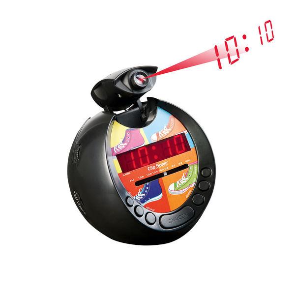 Ρολόι με Προτζέκτορα ηλεκτρονικά