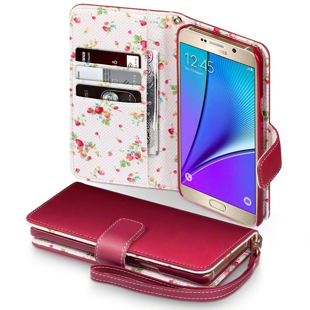Θήκη Samsung Galaxy Note 5 - Πορτοφόλι by Terrapin (117-002-824) μόδα