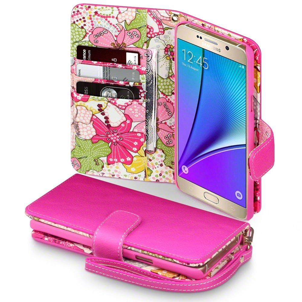 Θήκη Samsung Galaxy Note 5 - Πορτοφόλι by Terrapin (117-002-825) μόδα