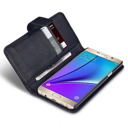 Θήκη Samsung Galaxy Note 5 - Πορτοφόλι by Terrapin (117-002-832) μόδα