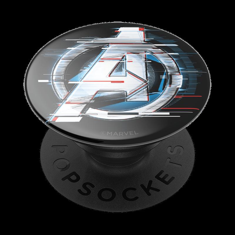 PopSocket Shattered Avengers Logo (100753)