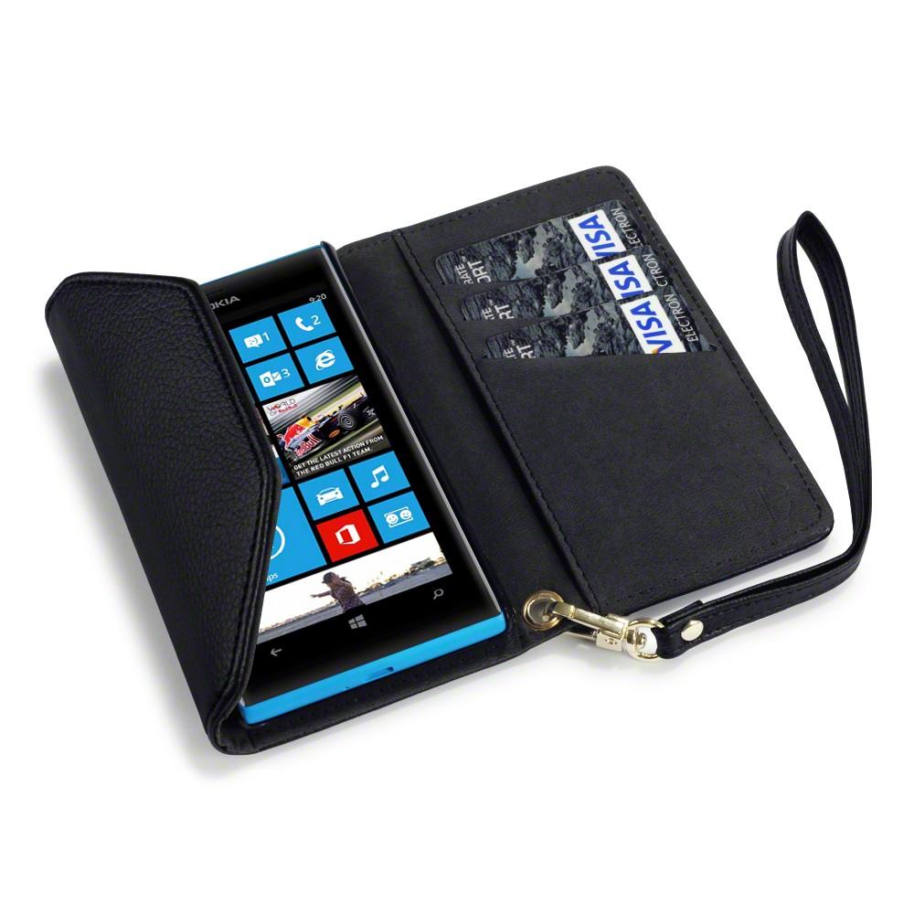 Θήκη Nokia Lumia 720 - Πορτοφόλι by Covert (117-001-147)
