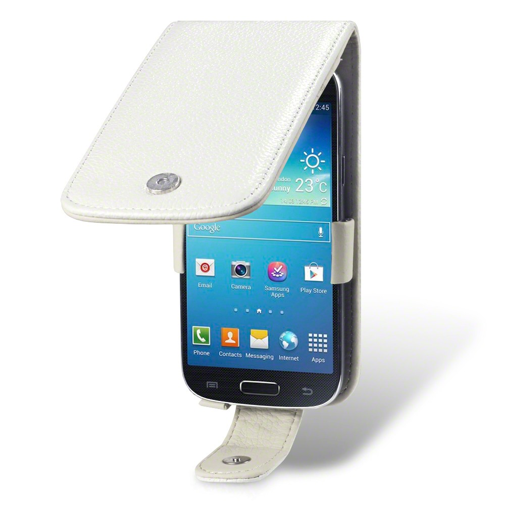 Δερμάτινη Θήκη Samsung Galaxy S4 Mini by Covert (117-002-441)