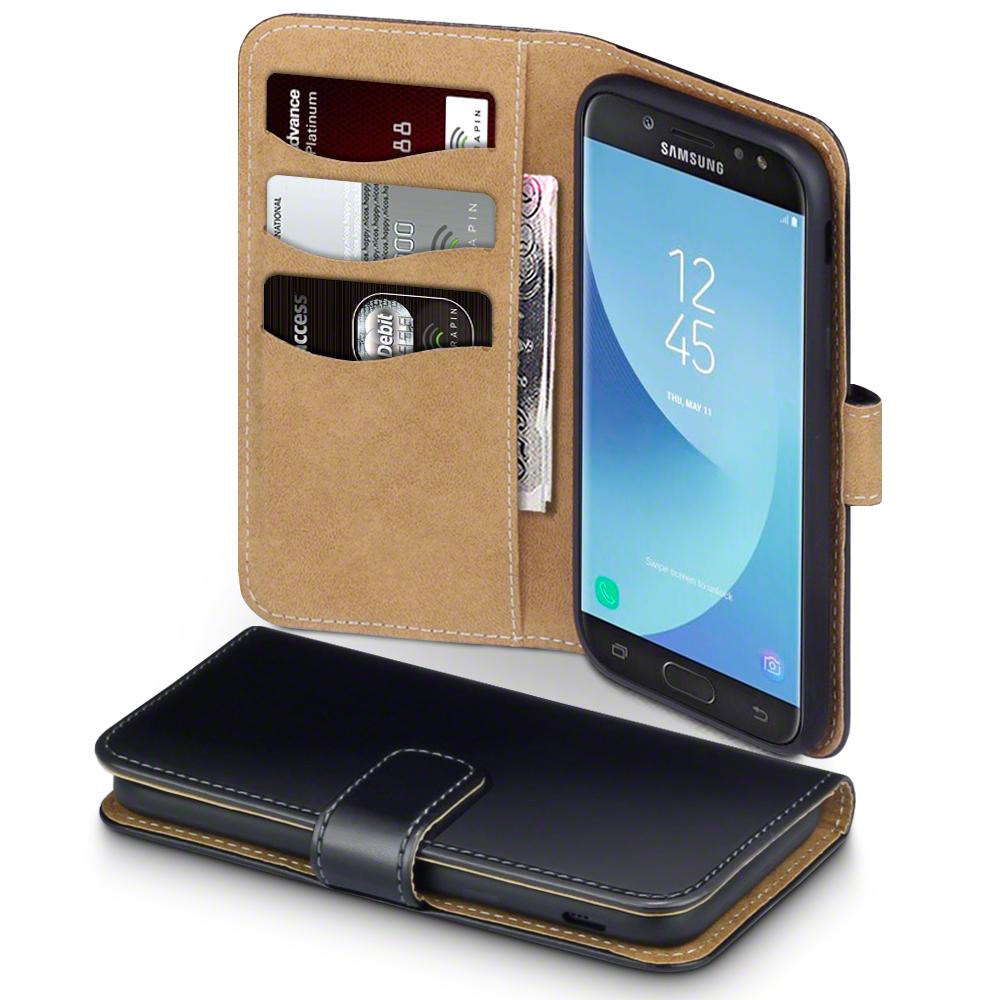 Terrapin Θήκη Πορτοφόλι Samsung Galaxy J5 2017 (Version J530F) - Black (117-002-990)