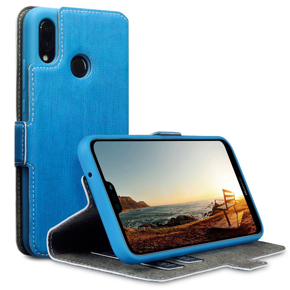 Terrapin Θήκη - Πορτοφόλι Huawei P20 Lite - Light Blue (117-083-192)