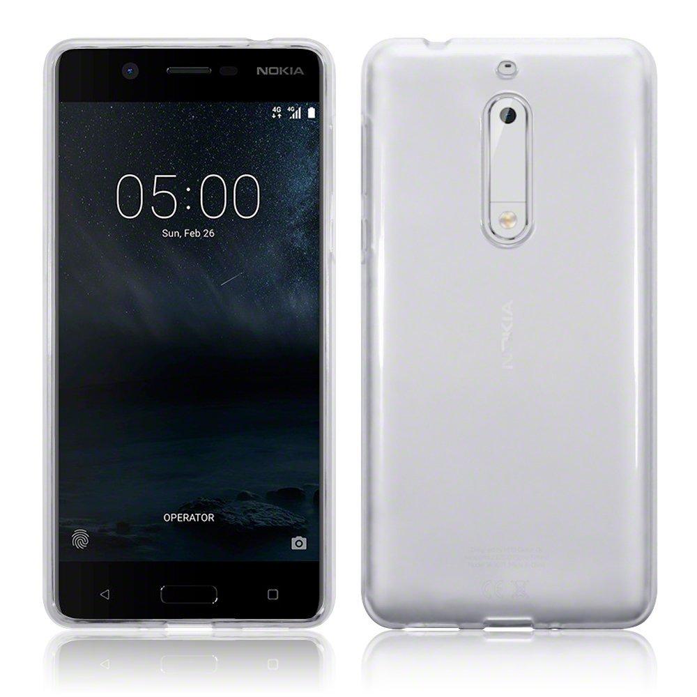 Terrapin Θήκη Σιλικόνης Nokia 5 - Clear (118-001-225)