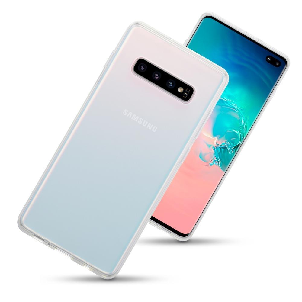 Terrapin Θήκη Σιλικόνης Samsung Galaxy S10 Plus - Clear (118-002-745)