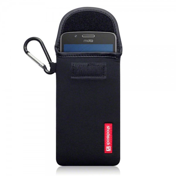 Shocksock Θήκη - Πουγκί Motorola Moto G5 - Black (121-003-002)