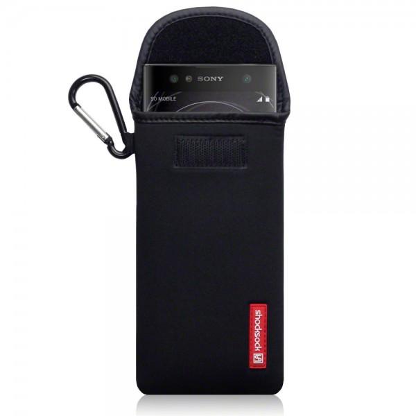 Shocksock Θήκη - Πουγκί Sony Xperia XA2 Ultra - Black (121-005-035)
