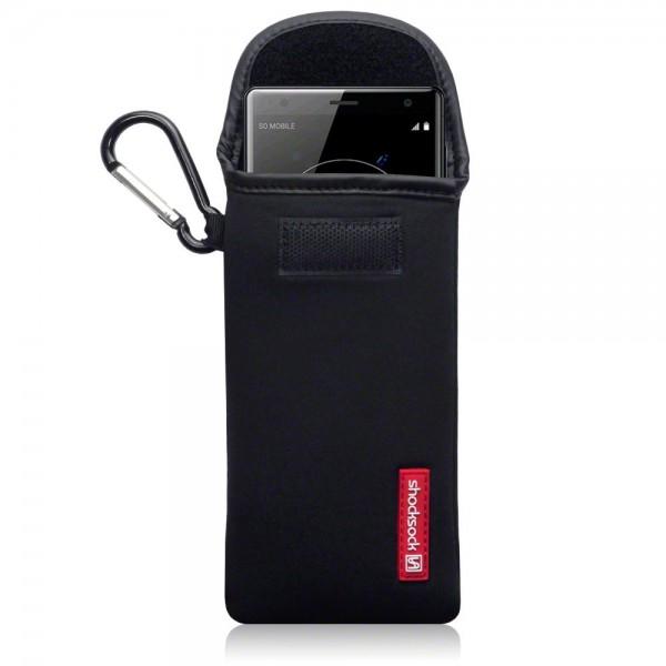 Shocksock Θήκη - Πουγκί Sony Xperia XZ2 - Black (121-005-036)