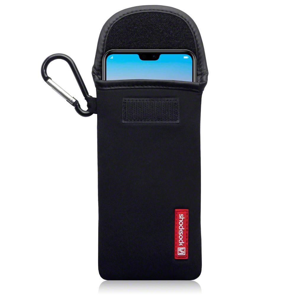 Shocksock Θήκη - Πουγκί Huawei P20 Pro - Black (121-083-015)