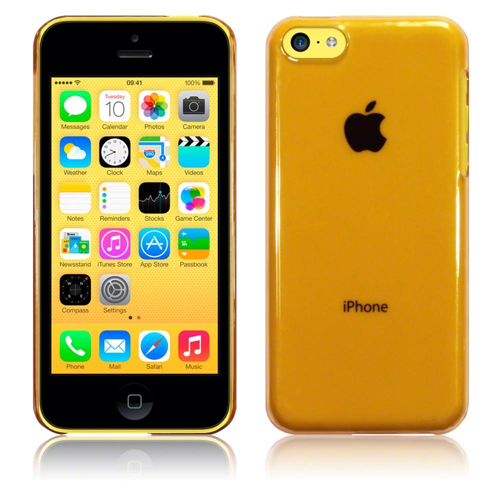 Ημιδιάφανη Θήκη iPhone 5C by Terrapin (125-107-008)