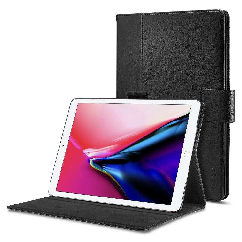 Θήκη Spigen Stand Folio Case iPad Pro 12.9'' 2017/2015 - Black (045CS22265)