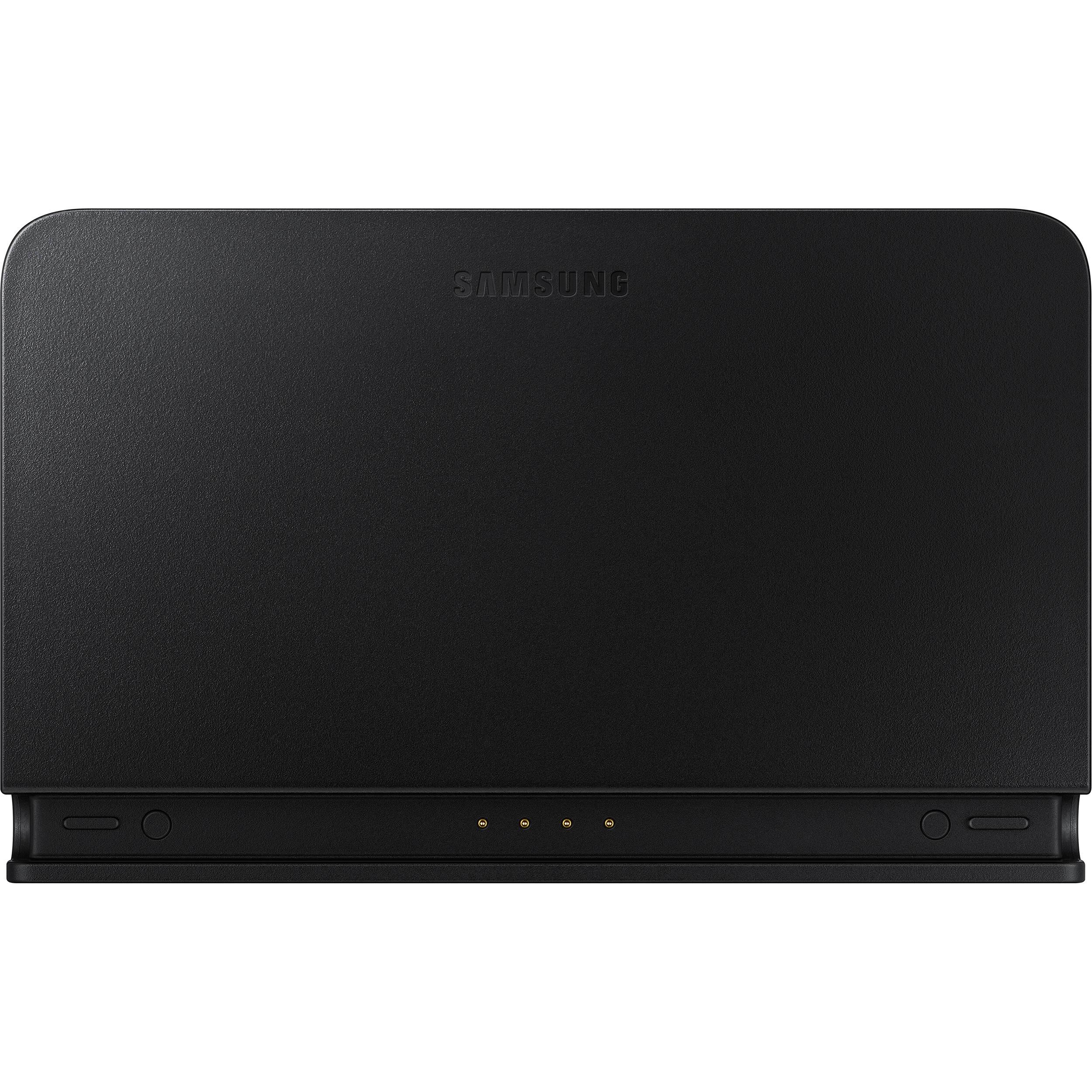 """Samsung Charging Dock Pogo Samsung Galaxy Tab S4 & Tab A 10.5"""" (EE-D3100TBEGWW)"""