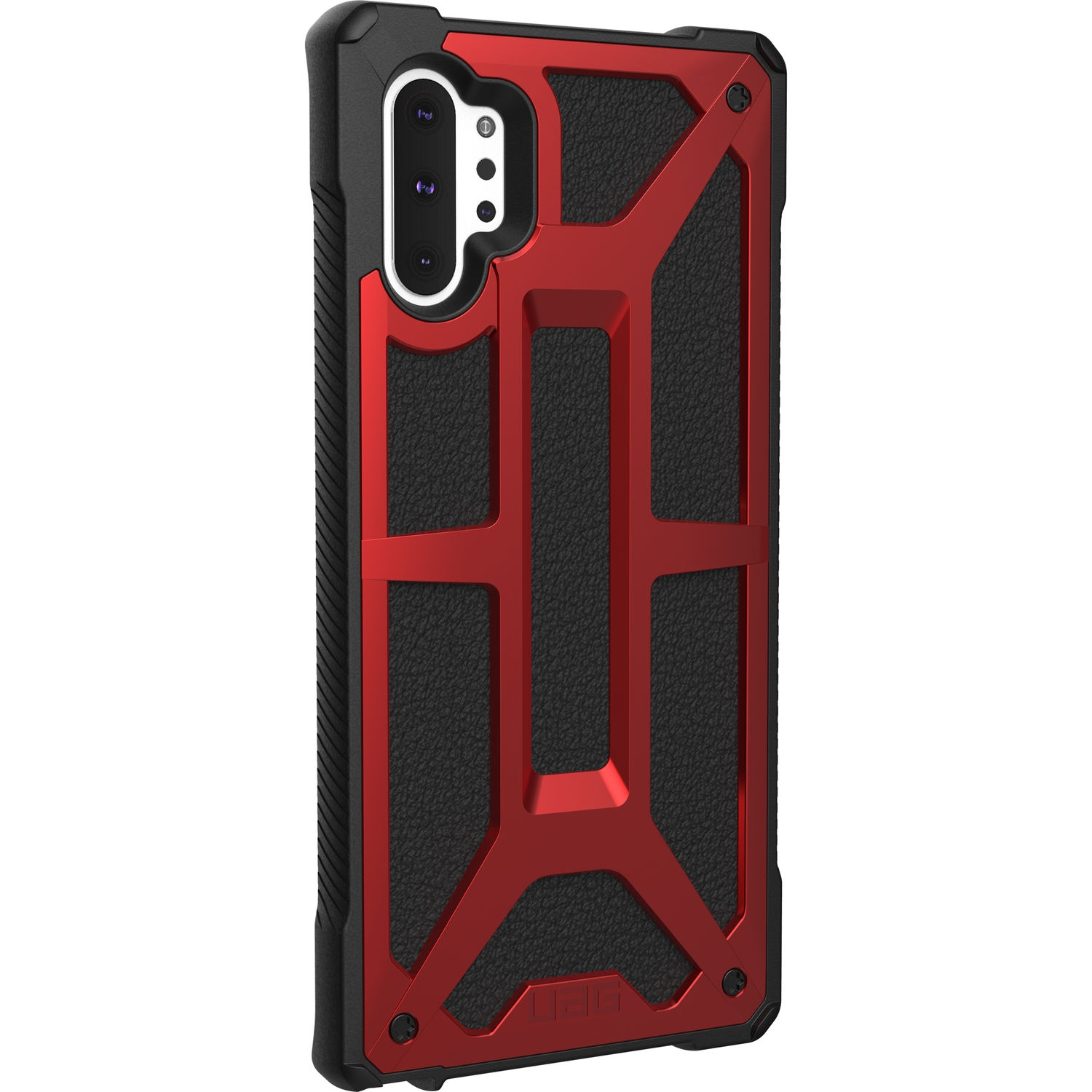 UAG Θήκη Monarch Series Samsung Galaxy Note 10 Plus - Grimson Red (211751119494)