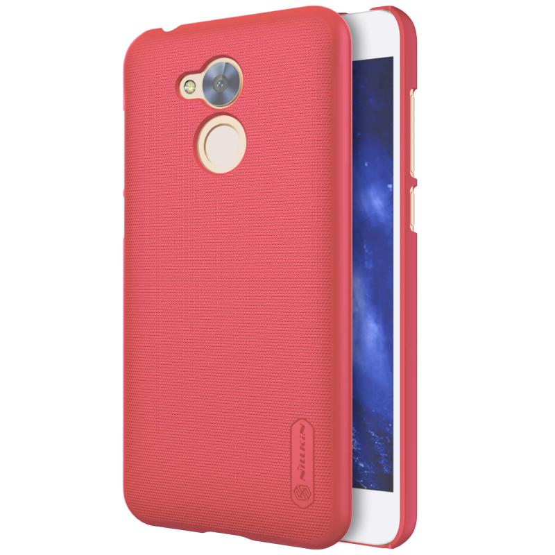 Nillkin Θήκη Super Frosted Shield Honor 6A (Pro) & Screen Protector - Red (12323)