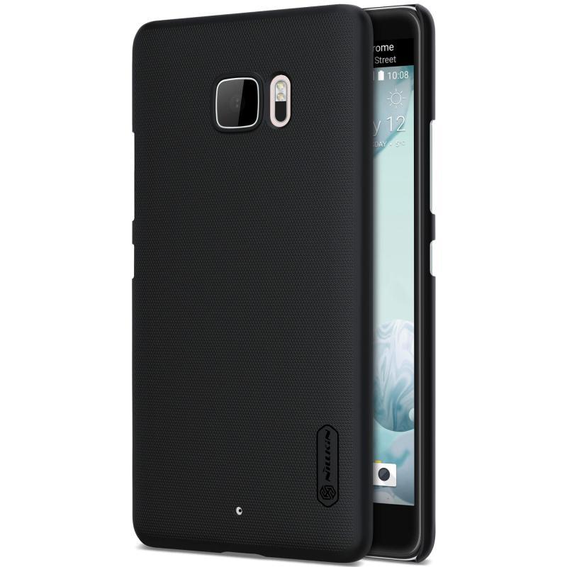 Nillkin Θήκη Super Frosted Shield HTC U Ultra & Screen Protector - Black (12331) θήκες κινητών