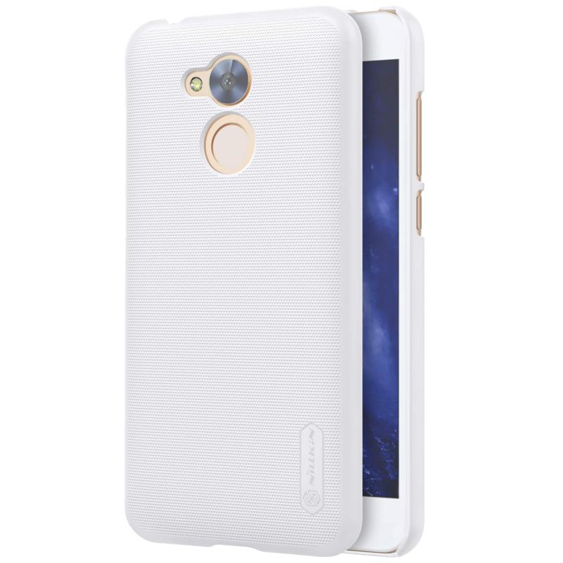 Nillkin Θήκη Super Frosted Shield Honor 6A (Pro) & Screen Protector - White (12302)