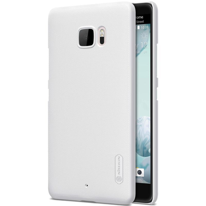 Nillkin Θήκη Super Frosted Shield HTC U Ultra & Screen Protector - White (12329) θήκες κινητών