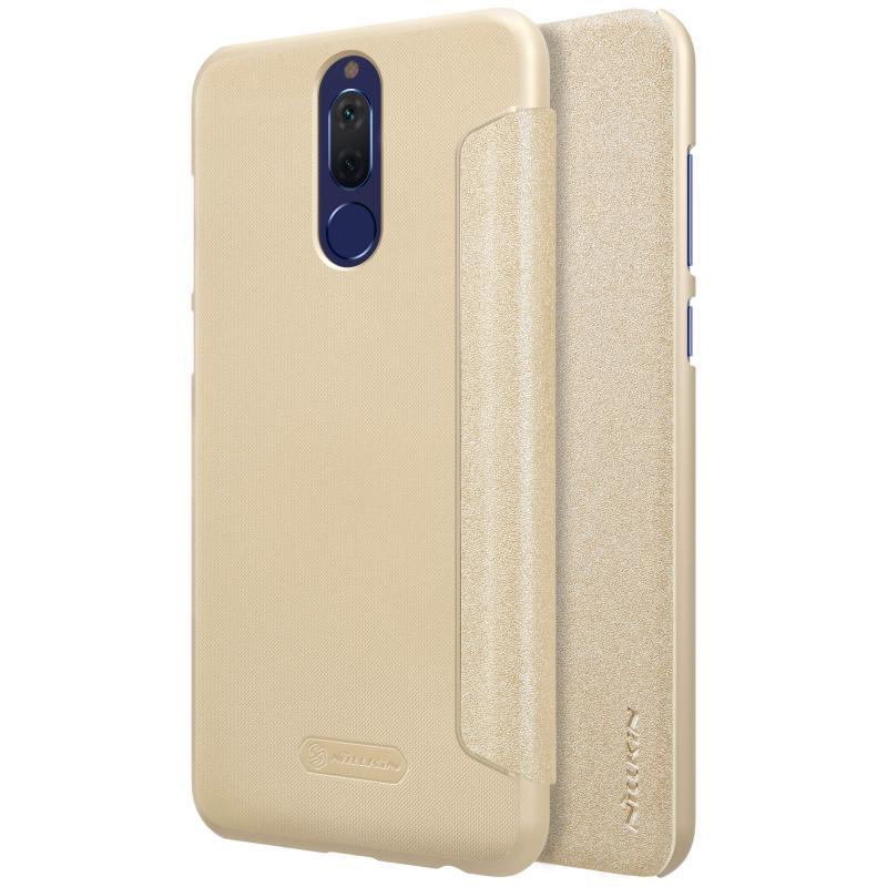 Nillkin Sparkle Flip Case Huawei Mate 10 Lite - Gold (12358)