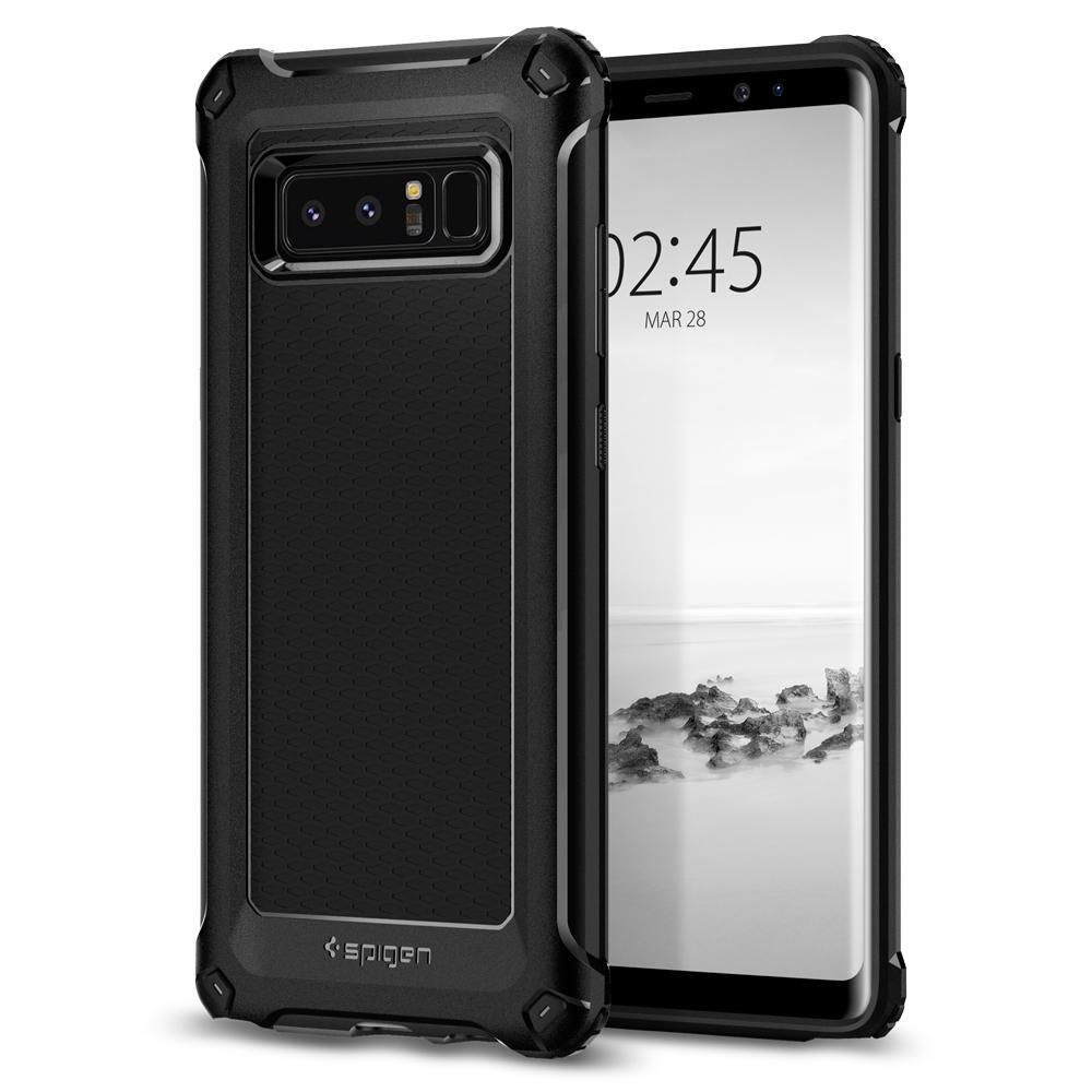 Spigen Θήκη Rugged Armor Extra Samsung Galaxy Note 8 - Black (587CS21833)