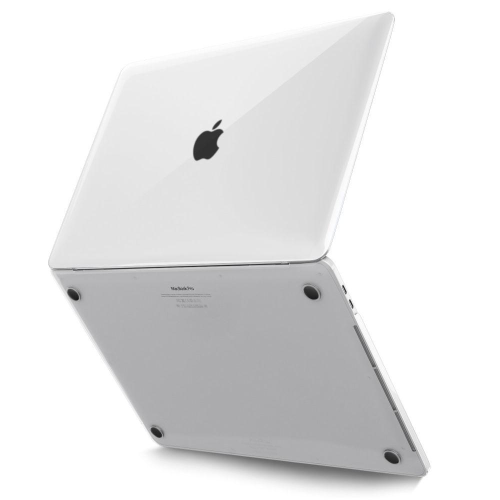 HardShell Ανθεκτική Θήκη - Πλαστικό Κάλυμμα Macbook Pro 2019 / 2016 13'' - Crystal Clear (60584) - OEM