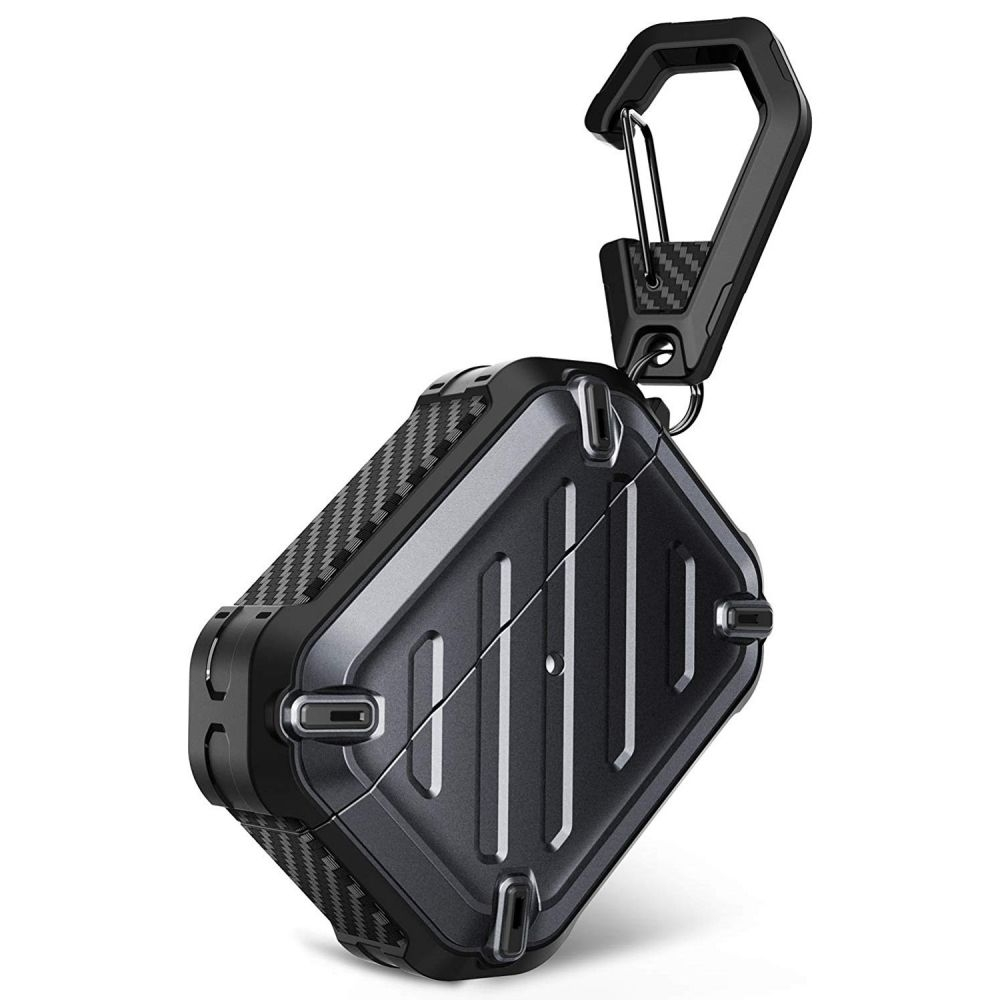 Supcase Ανθεκτική Θήκη Unicorn Beetle Pro Apple Airpods Pro - Black (YZY191220)