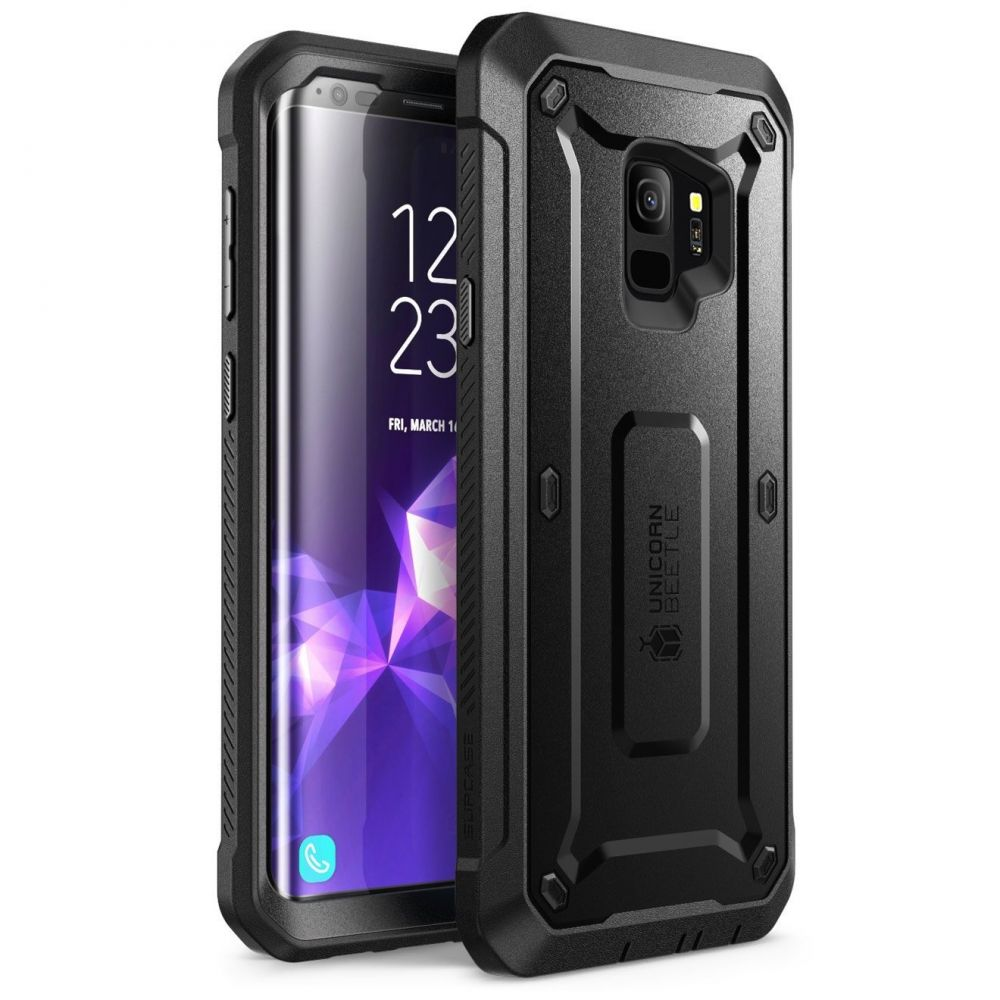 Supcase Ανθεκτική Θήκη Unicorn Beetle Pro Samsung Galaxy S9 - Black (12886)