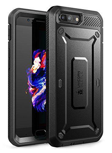 Supcase Ανθεκτική Θήκη Unicorn Beetle Pro OnePlus 5 - Black (Sup-Oneplus-5-UBPro-Black/Black)