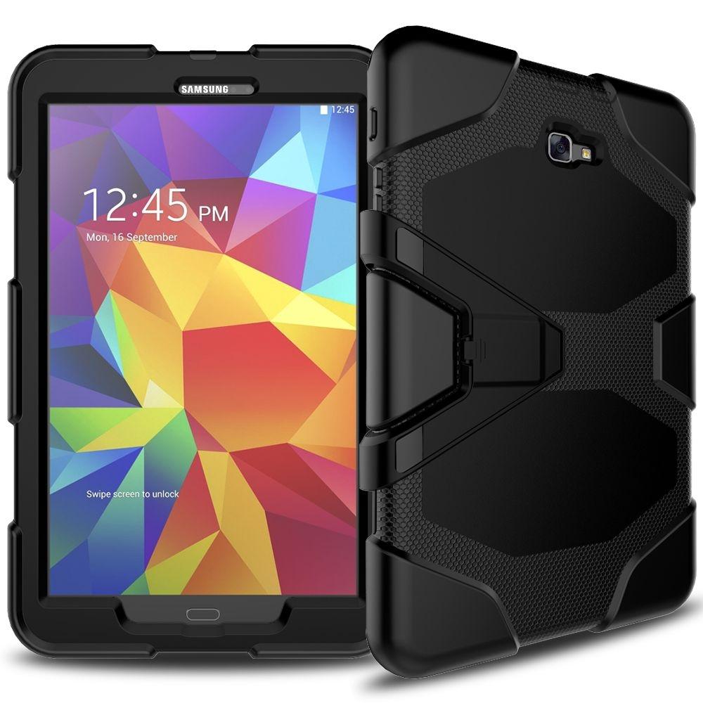 Ανθεκτική Θήκη για Samsung Galaxy Tab A 10.1''/T580 2016 - Black (13531) - OEM