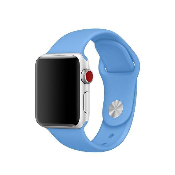 Ανταλλακτικό Λουράκι Apple Watch 5/4/3/2/1 (44/42mm) - Denim Blue (13618) - OEM