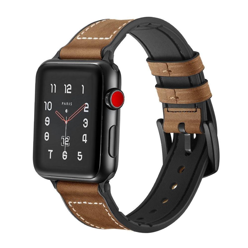 Ανταλλακτικό Λουράκι Osoband Apple Watch 5/4/3/2/1 (44/42mm) - Vintage Brown (13624) - OEM