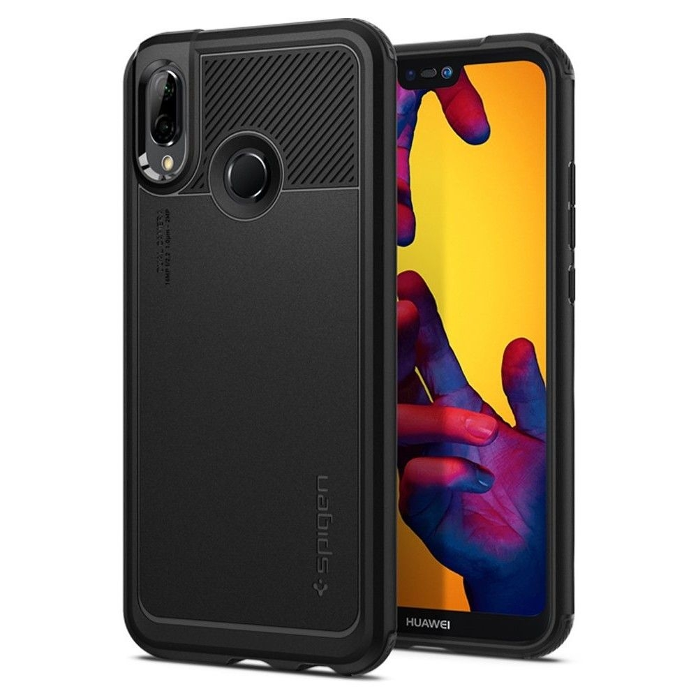 Spigen Θήκη Marked Armor Huawei P20 Lite - Black (L22CS24399)