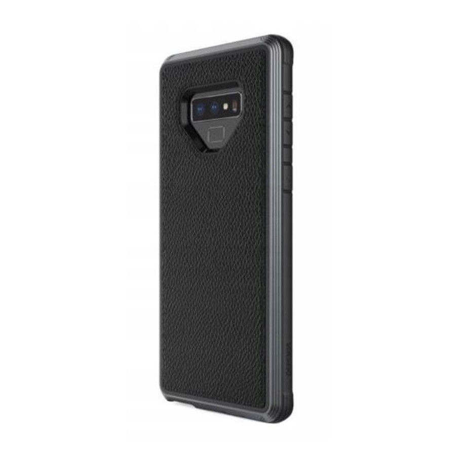X-Doria Defense Lux Θήκη Samsung Galaxy Note 9 - Black Leather (3X4M0197A)