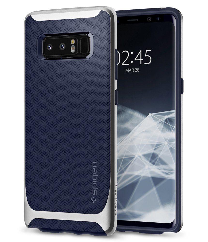 Spigen Θήκη Neo Hybrid Samsung Galaxy Note 8 - Arctic Silver (587CS22086)