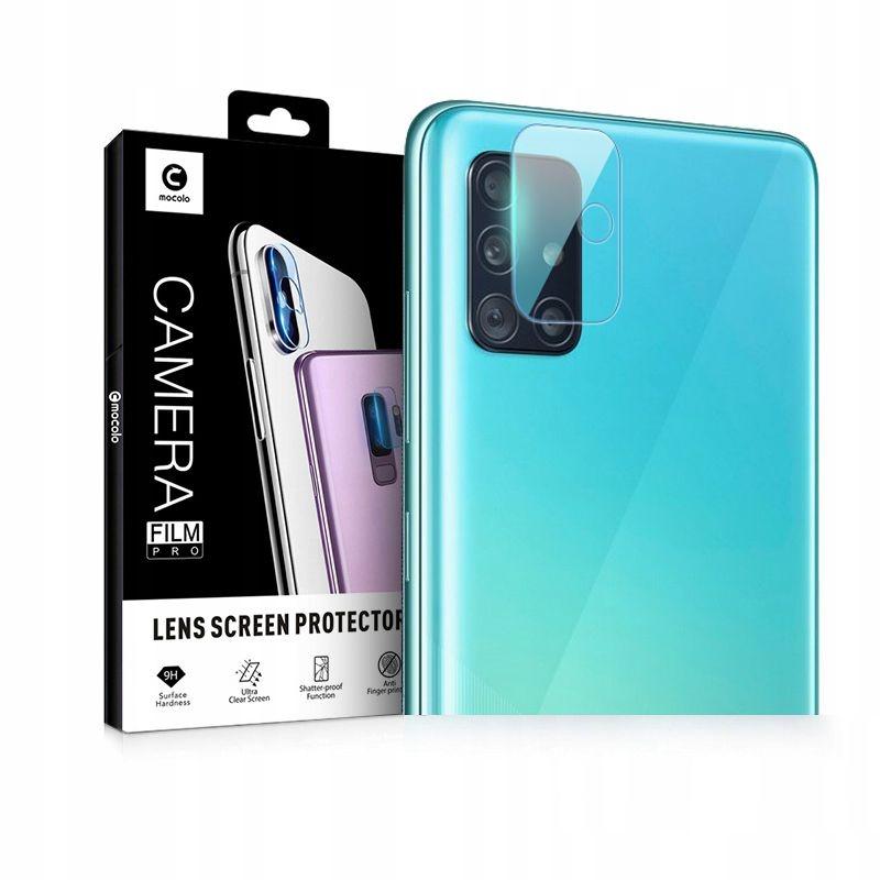 Mocolo TG+ Glass Camera Protector - Αντιχαρακτικό Προστατευτικό Γυαλί για Φακό Κάμερας Samsung Galaxy A71 (SX4623)