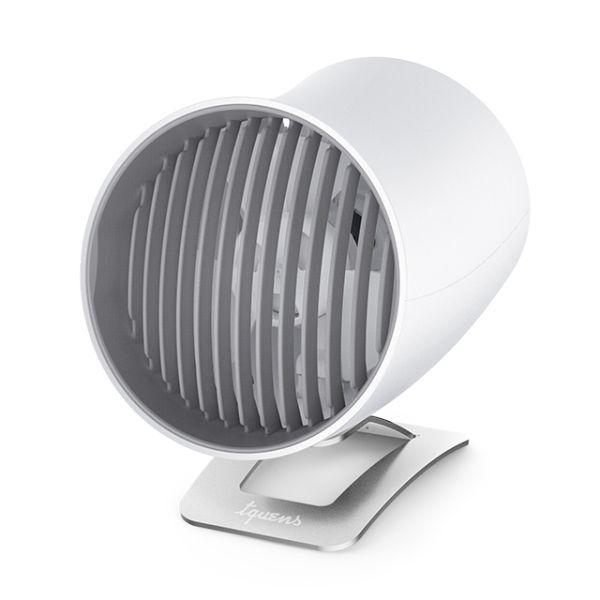 Spigen Tquens USB Touch Desk Fan - Επιτραπέζιο Ανεμιστηράκι - White (000EH24384)