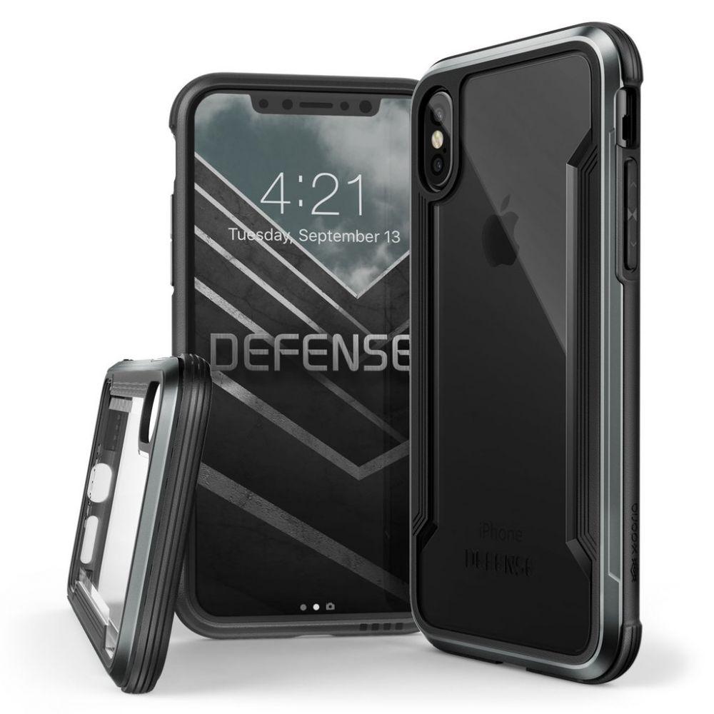X-Doria Defense Shield Θήκη iPhone X / XS  - Black (3X2C4901A)