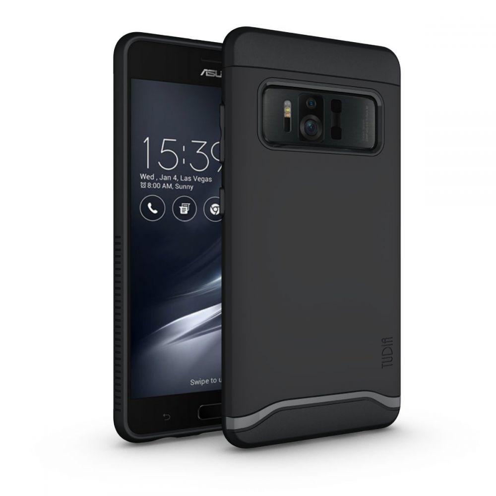 Tudia Merge Θήκη Asus ZenFone AR (ZS571KL) - Matte Black (TD-TPU3836)