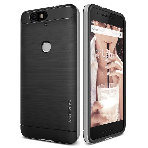 Verus Θήκη High Pro Shield Series Huawei Nexus 6P - Satin Silver (VRNX6H-HPSSS)