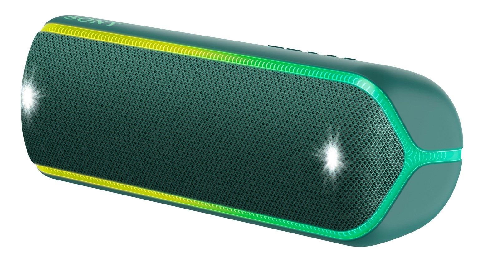 Sony Ηχείο Bluetooth SRSXB32G - Green (SRSXB32G.CE7)