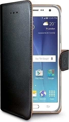 Celly Θήκη Πορτοφόλι Samsung Galaxy J5 2016 - Black (WALLY557)