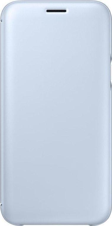 Samsung Official Flip Wallet - Θήκη Samsung Galaxy J5 2017 - Blue (EF-WJ530CLEGWW)