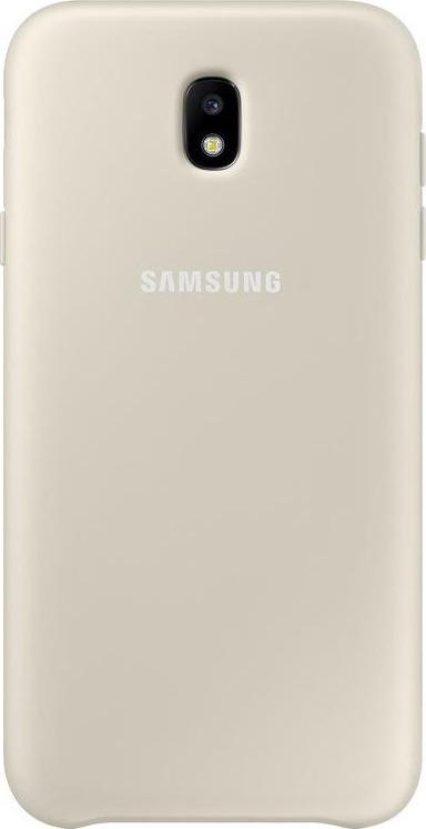 Samsung Official Dual Layer Cover Samsung Galaxy J7 2017 - Gold (EF-PJ730CFEGWW)