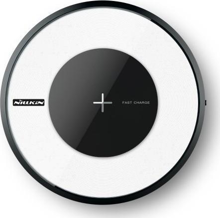 Nillkin Magic Disk 4 Wireless Charger - Ασύρματος Φορτιστής - Black (GTIN-13)