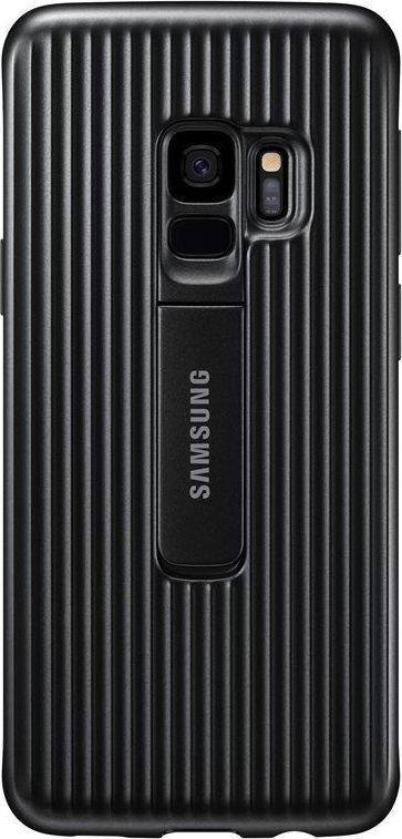 Samsung Official Protective Standing Cover - Θήκη Samsung Galaxy S9 - Black (EF-RG960CBEGWW)