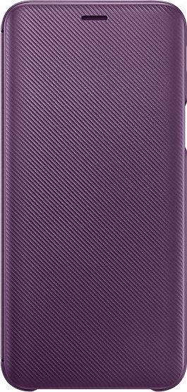 Official Flip Wallet - Θήκη Samsung Galaxy J6 2018 - Purple (EF-WJ600CEEGWW)